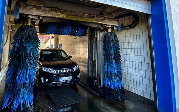 Schonende Reinigung für Ihren Pkw und Transporter.