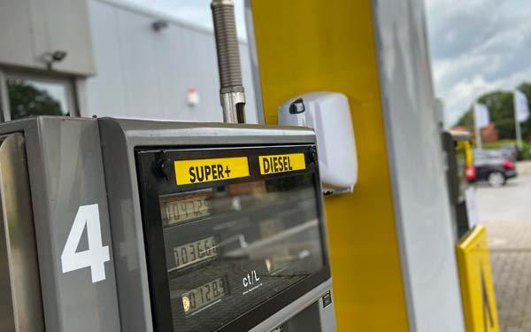 Hochwertige, volladditivierte Markenkraftstoffe.